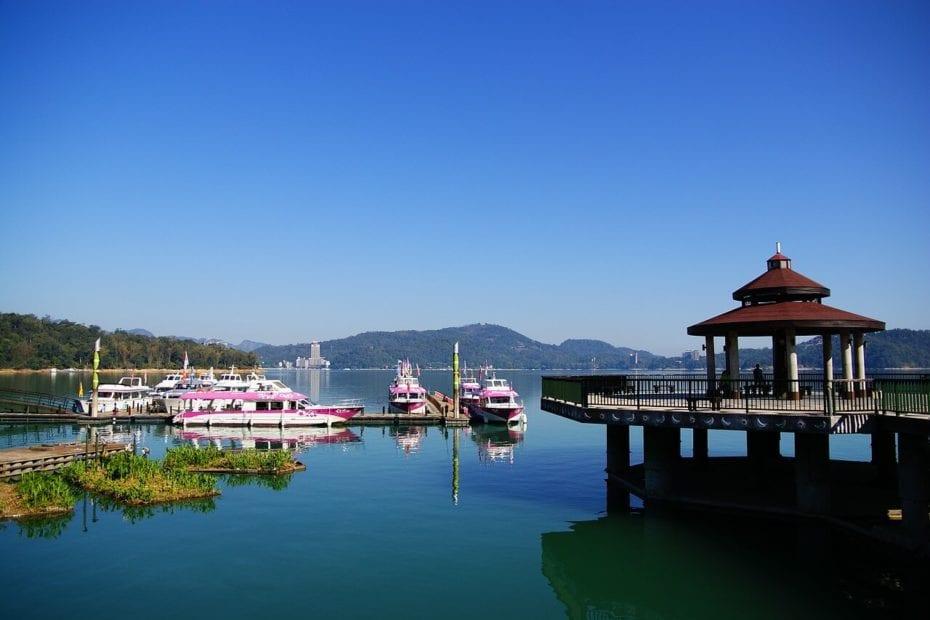 TEFL Taiwan: Traveling
