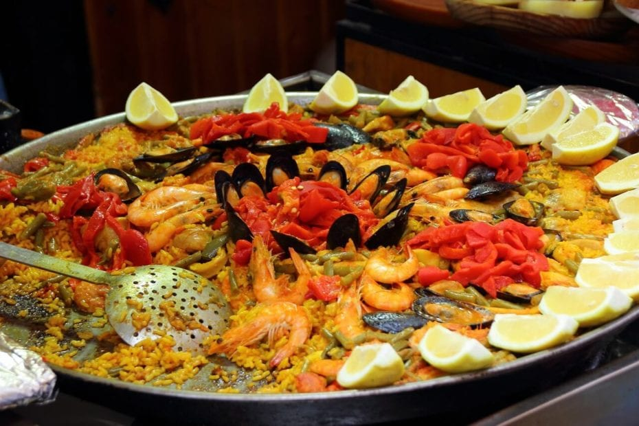 TEFL Spain: FOOD