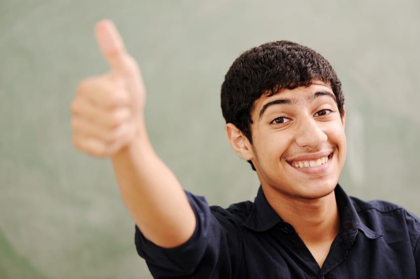 Teaching English in the UAE-Arabic
