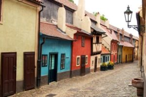 Teaching English abroad in the Czech Republic