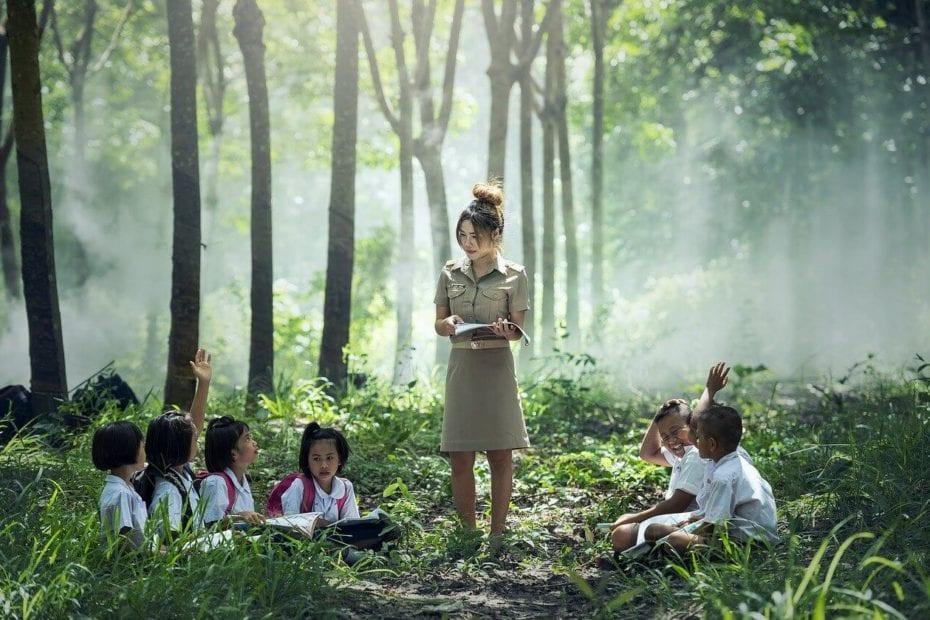 TESOL Thailand: Teaching English in Rural Primary Schools