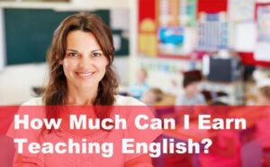 Teaching English Wages