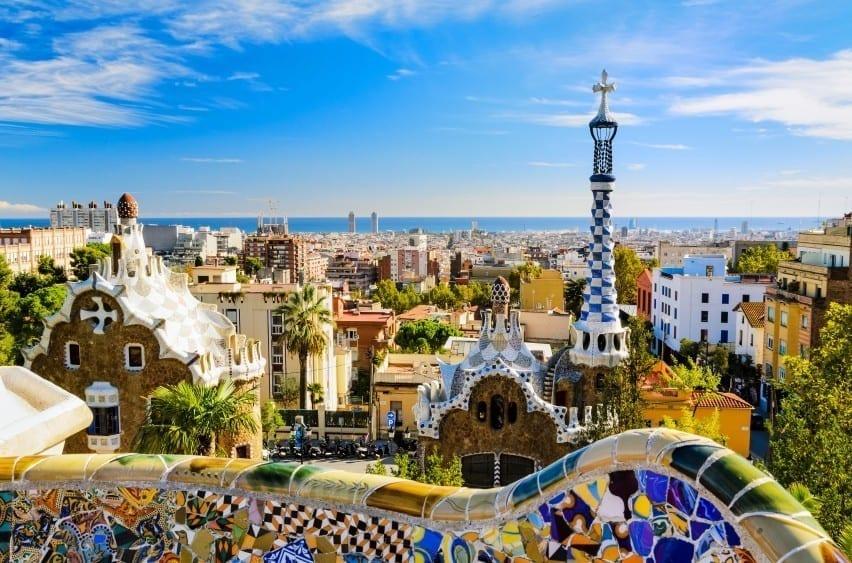 Teaching English in Barcelona