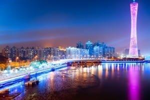 Teaching English in Guangzhou