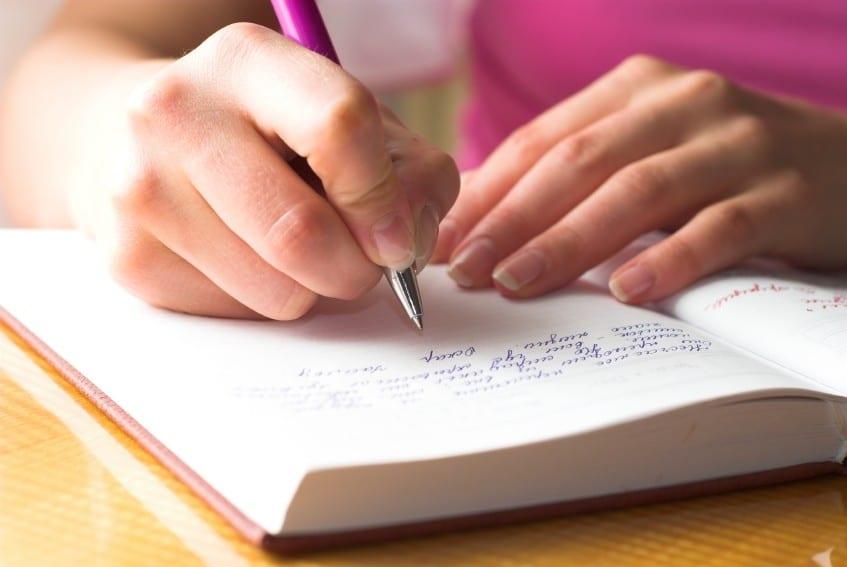 TESOL planning - Writing lesson plan
