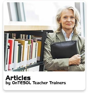How to teach English blog