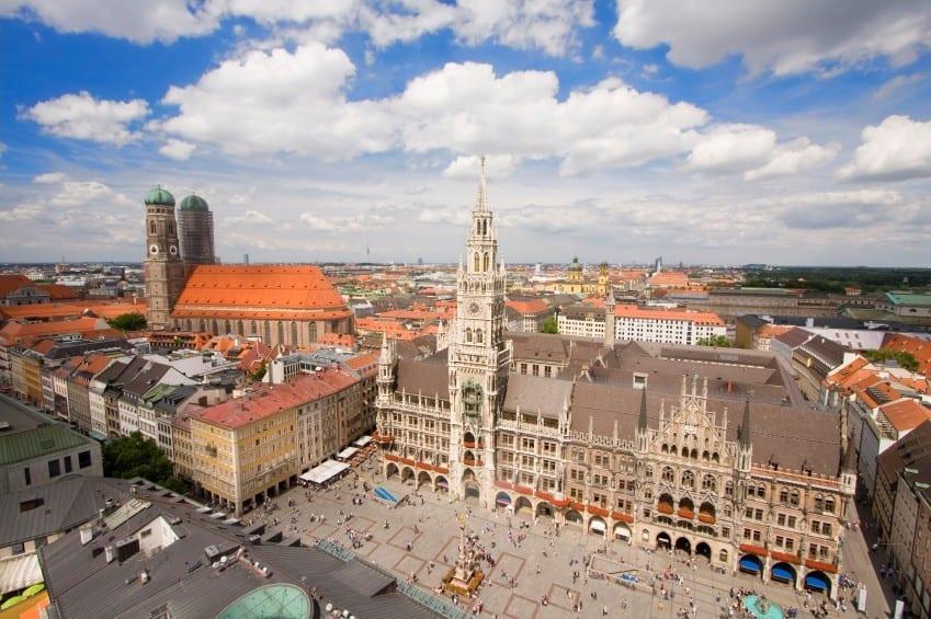 Teach English in Munich - TESOL Germany