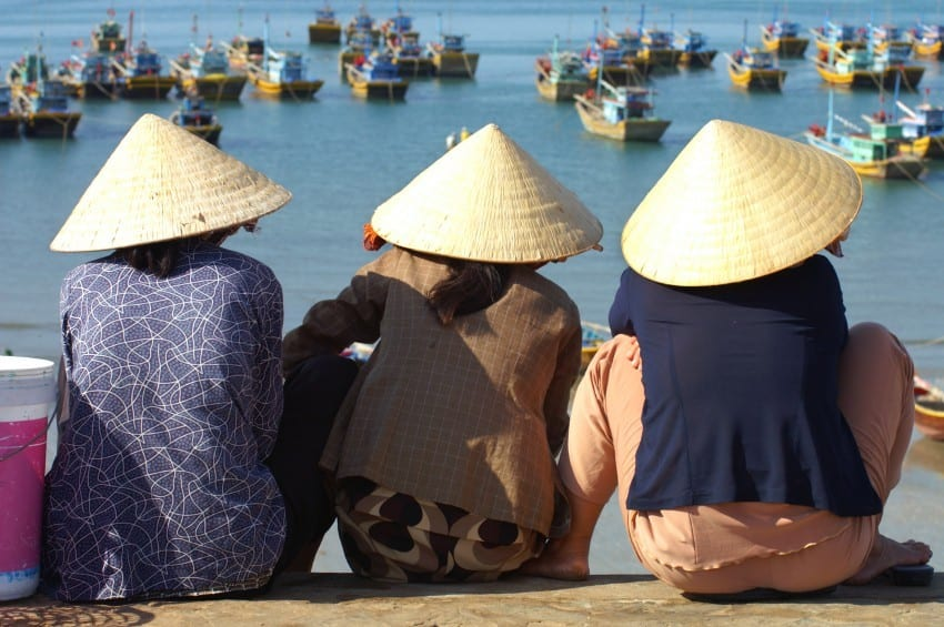 Teaching abroad in Vietnam