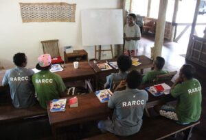 Teaching English in West Papua - Making a Difference