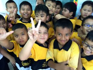 TESOL Thailand - Teaching English to Young Learners in Thailand