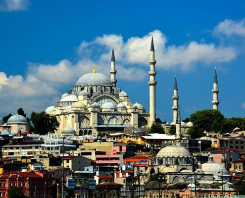 Teach English in Istanbul, Turkey