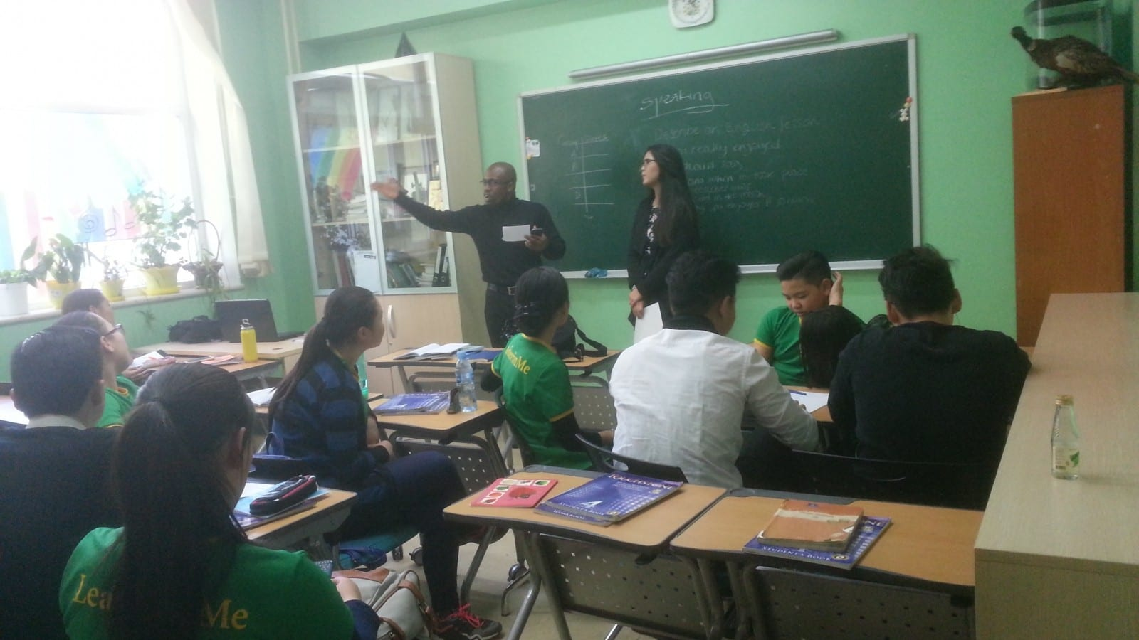Tips for teaching English in Mongolia