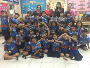 Teach English at public schools in Thailand