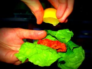 cigkofte vegetarian food turkey