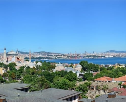 How to get a job teaching English in Istanbul