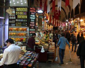 Job hunting in Istanbul