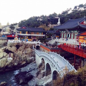 Great lifestyle in Busan