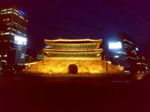 Teaching English in Seoul
