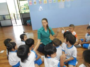 teaching English abroad with TEFL recruitment in Thailand