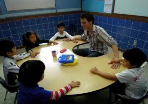 TESOL - Teaching kindergarten in South Korea with EPIK