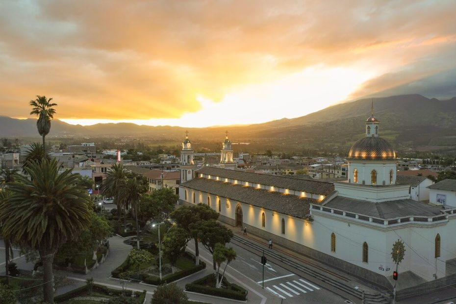 Teaching Abroad in Ecuador