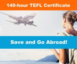 TEFL courses online by OnTESOL