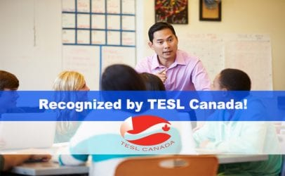 TESOL certification for IELTS teaching jobs