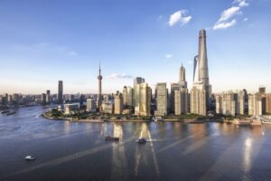 Teaching English in Shanghai