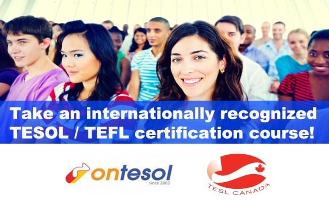 Get certified to teach English Online - Online Teaching Certification