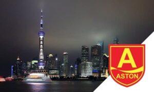 Teach English in China with Aston English