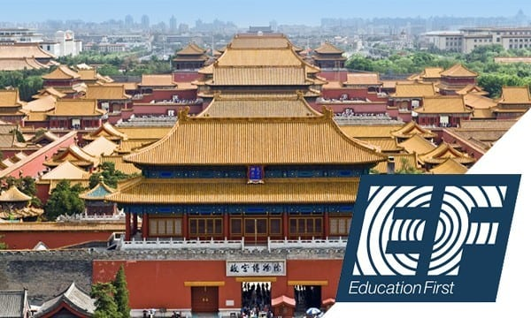 Get free TEFL job placement services in China with English First and OnTESOL
