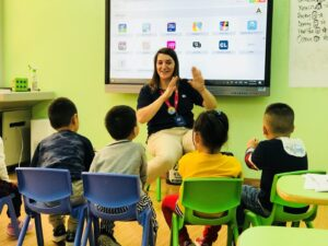 Teach Young Learners in China with EF English First