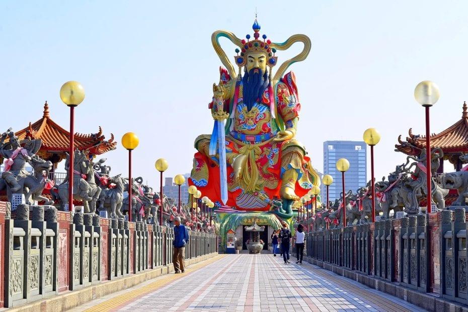 Kaohsiung-Taiwan- Working and Living in Taiwan