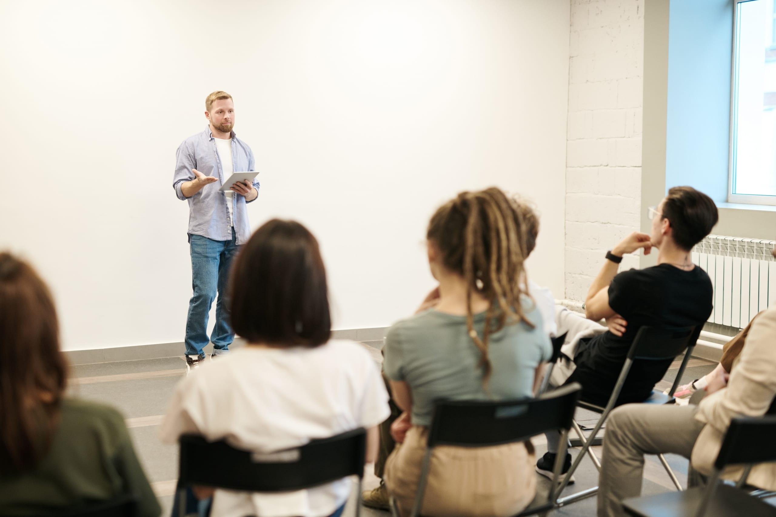 Creative Speaking Activities