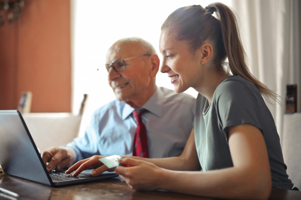 Tips for teaching English to Older people online